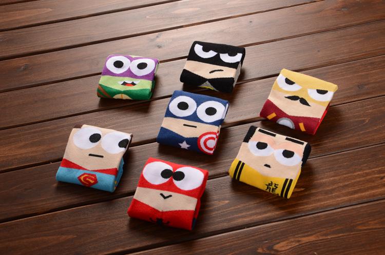 韓國襪子kiss socks進口襪子英雄襪子 短襪 踝襪 低襪口 吸汗透氣 裸襪 船襪 布鞋配件(不挑款) 4雙$199