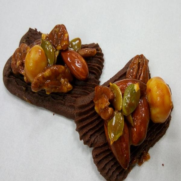【湘禾烘焙】精緻堅果可可酥-小禮盒10入裝