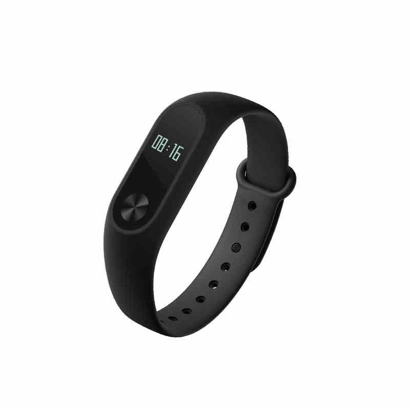 (12/12領券再折100再送16%128點(元)請見內文)小米 手環第2代 智能藍牙 防水跑步 運動計步器 睡眠心率檢測器 手錶支持IOS【預購商品】