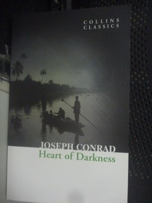 【書寶二手書T8/原文小說_IPV】Heart of Darkness_Joseph Conrad
