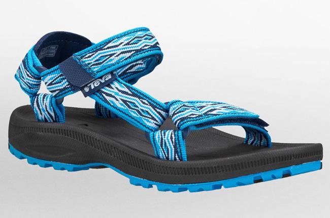 TEVA  美國   HURRICANE 2 悠遊童趣系列-經典織帶涼鞋款/兒童運動涼鞋/110210 【幼童款】