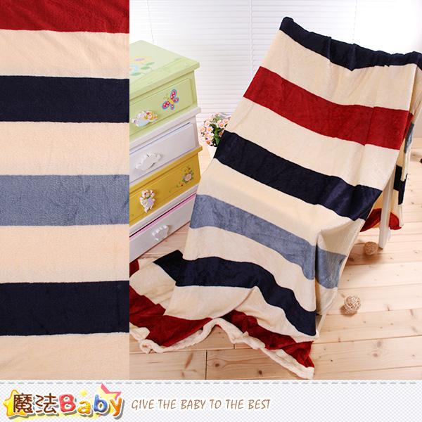 法蘭絨毛毯 140x210cm 四季毯 魔法Baby~w61010