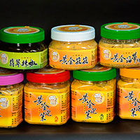 老陳廚房黃金泡菜四罐組合商品