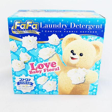 【敵富朗超巿】FaFa柔軟洗衣粉
