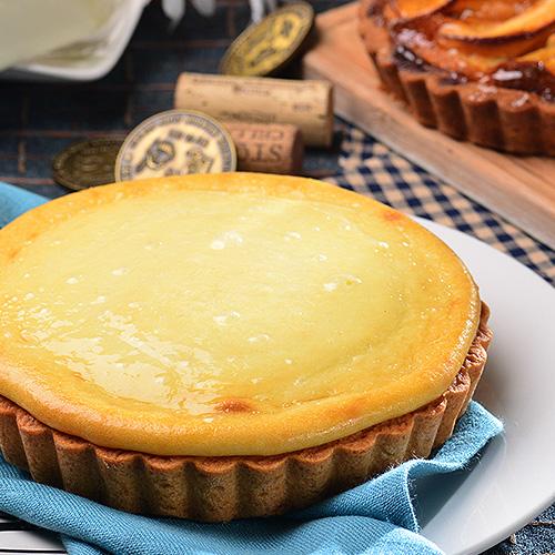 【派特小姐】舒芙蕾乳酪塔(五吋)→特別選用高品質的澳洲乳酪作為主要原料