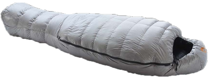 Valandre 羽絨睡袋/登山睡袋 Mirage幻影高海拔專業羽絨睡袋 M 850FP -1度 法國製 641M