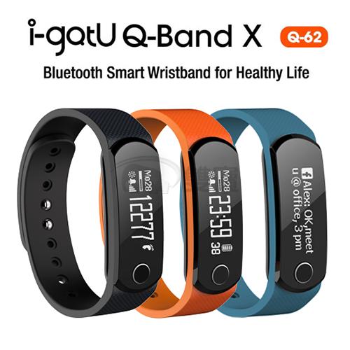 i-gotU Q-Band Q62 藍牙智慧手環 智慧手錶