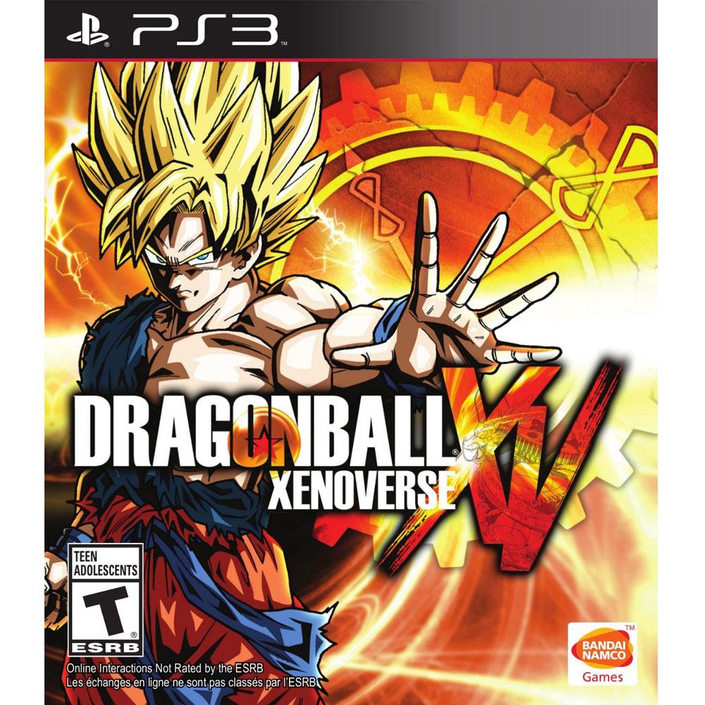 (現貨全新盒損) PS3 七龍珠 XV 英日文美版 DRAGON BALL XENOVERSE