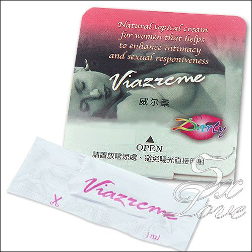 【亞娜絲情趣用品】Viazzcme女性情趣提升凝露隨身包1ml