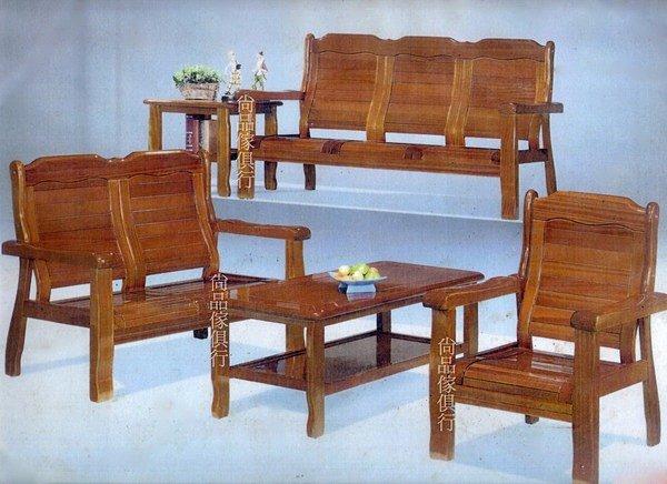 【尚品傢俱】 772-01南洋檜木實木組板椅客廳泡茶桌 之 南檜小茶几 台中市部分地區免運費