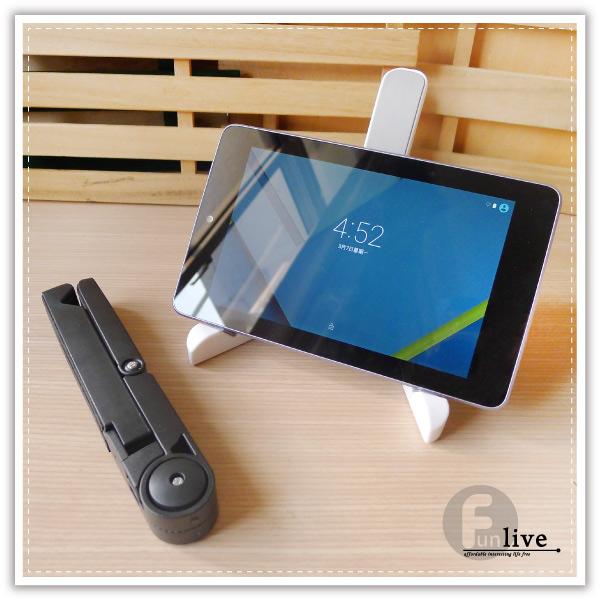 【aife life】變形折疊式手機平板支架/手機支撐架/可調 平板支撐架/手機座/固定座/iPad/攜帶型/折疊收納