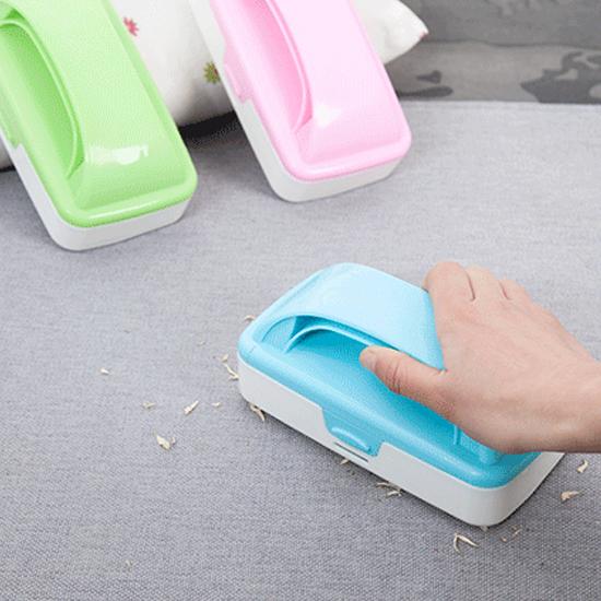 ♚MY COLOR♚雙滾輪防靜電滾刷 床 沙發 除塵 毛髮 清潔 寵物 沾黏 除毛 灰塵 紙屑 【S55】