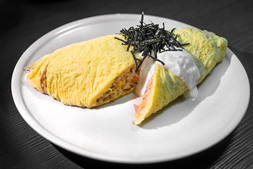 【豬】日式蛋包飯 300g (手作狗狗鮮食)