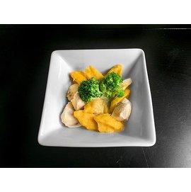 【雞】南瓜麵疙瘩雞肉湯 150g (手作狗狗鮮食)