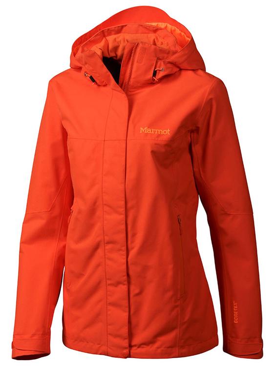 【鄉野情戶外專業】Marmot  美國   Palisades 多功能保暖兩件式外套 女款/GORE-TEX 防水外套+羽絨外套/35870