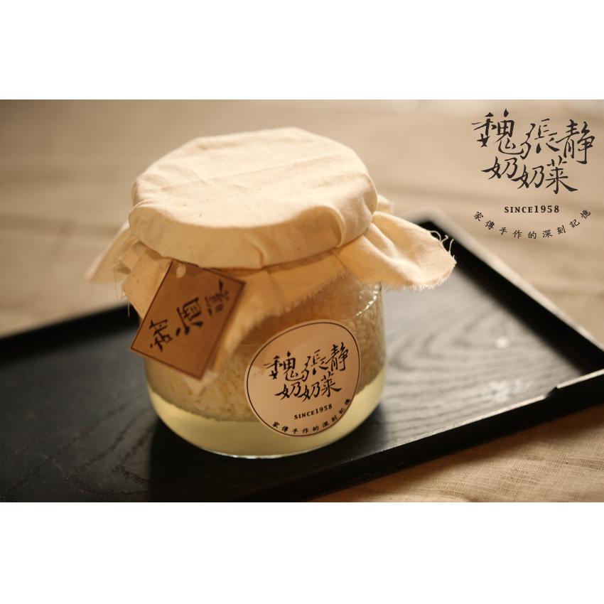魏張靜奶奶菜- 甜酒釀12罐組 (含運、非禮盒) 【MW2 手作】