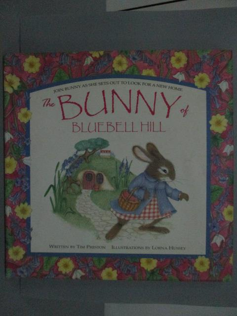 【書寶二手書T1/語言學習_WFB】The Bunny of Bluebell Hill