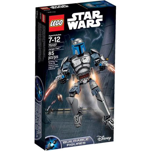 樂高積木LEGO《 LT75107 》STAR WARS™ 星際大戰系列 - Jango Fett™