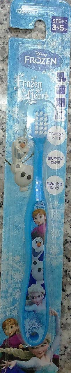 『121婦嬰用品館』卡通幼兒牙刷(3-5Y) - 冰雪奇緣