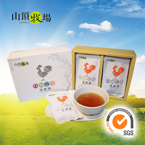 【山頂牧場】原味滴雞精(1 盒組 / 60 ml*10 包)SGS檢驗合格,免運費優惠中!