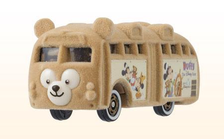 日本直送 TOMICA 多美 小汽車 Disney 東京迪士尼樂園限定 達菲熊 Duffy 鋁合金小車