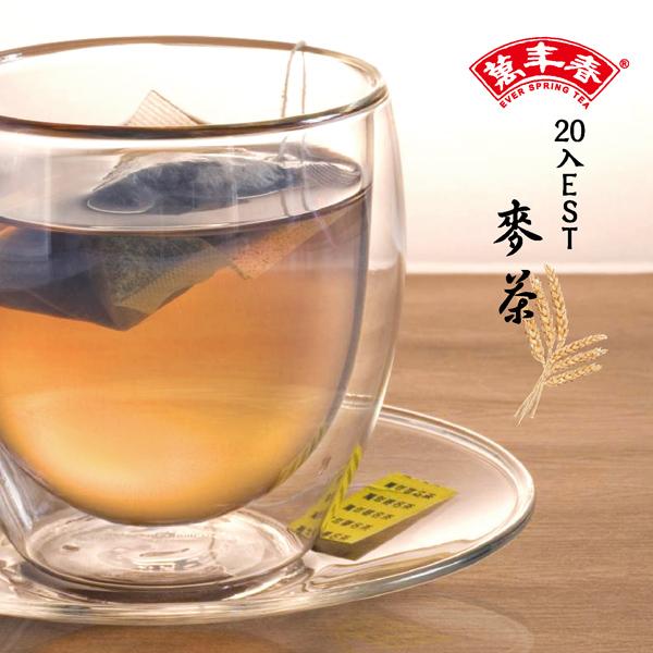 《萬年春》EST麥茶茶包2g*20入/盒