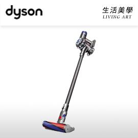 日本原裝進口 Dyson【V6 Fluffy】豪華版 無線吸塵器 SV09 豪華版 6吸頭組 抗靜電碳纖維 無線 清除塵蟎