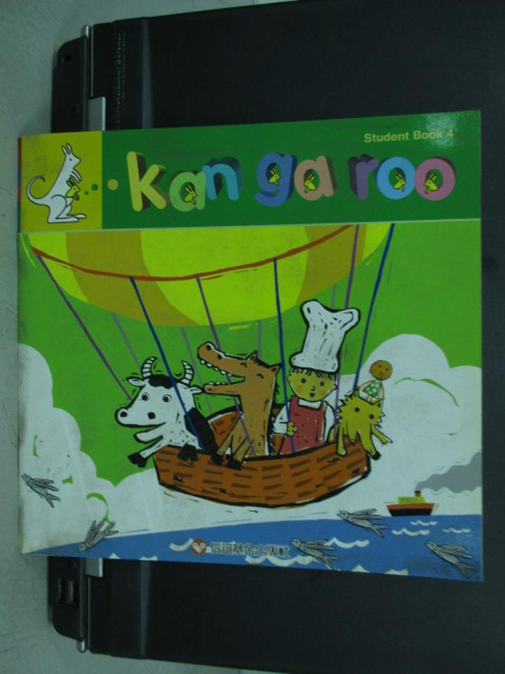 【書寶二手書T1/語言學習_PBH】kangaroo_Student book 4