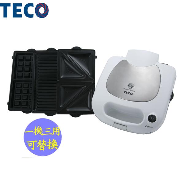 【TECO東元】三合一和風點心機(YP0701CBW)