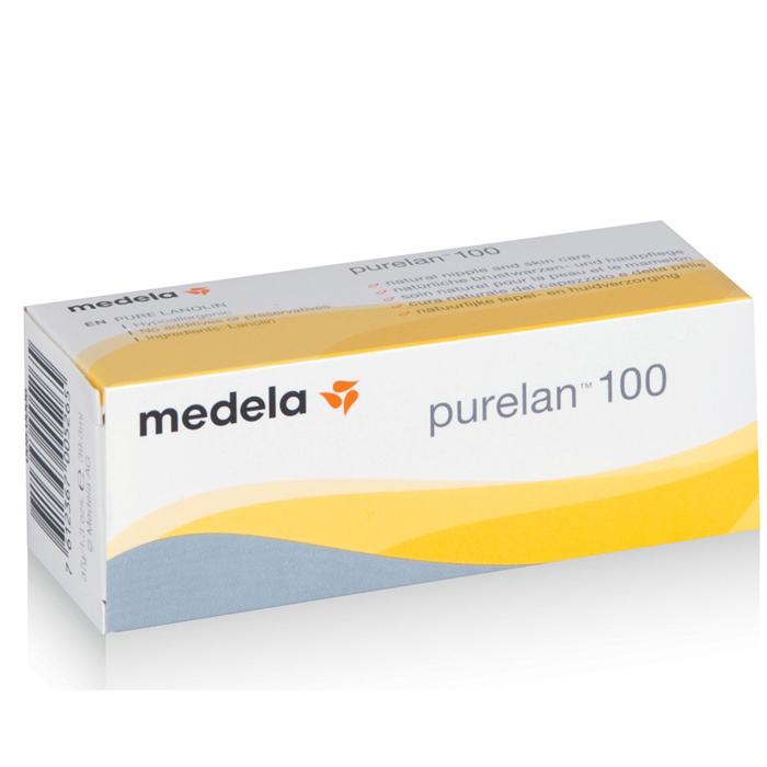medela美樂 - purelan100純羊脂(羊脂膏) 7g