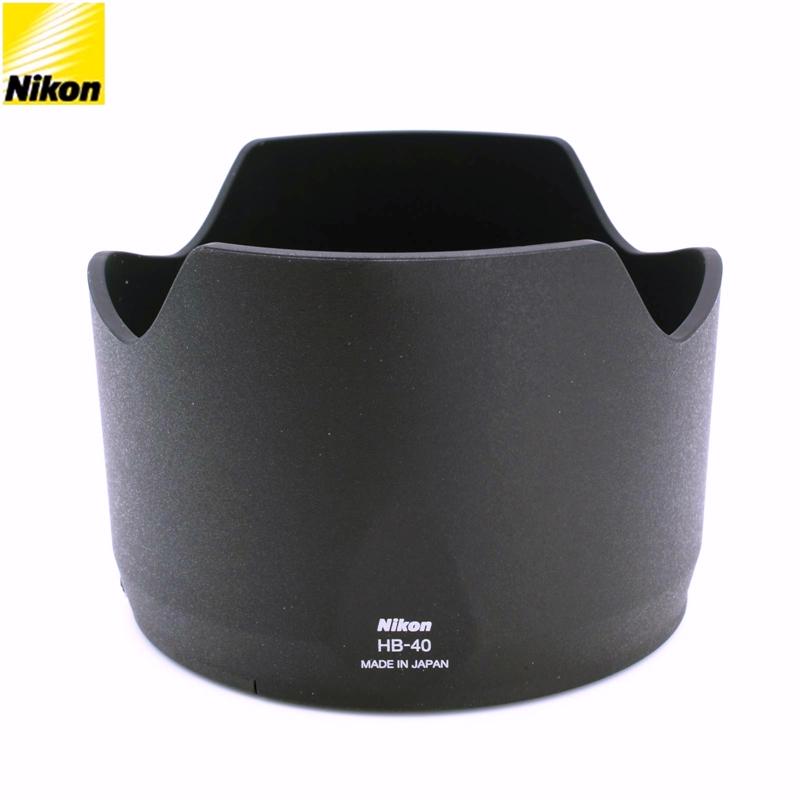 又敗家@原廠正品Nikon遮光罩HB-40遮光罩(可倒裝反扣)適尼康Nikkor AF-S 24-70mm f/2.8G ED HB40遮光罩HB-40太陽罩蓮花遮光罩lens hood f2.8G f2.8 f/2.8 G鏡皇新大三元小黑