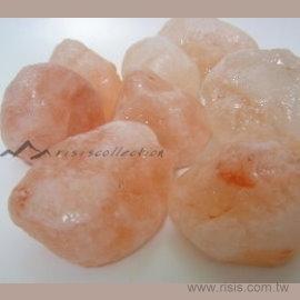 喜馬拉雅山天然玫瑰鹽 - 鹽塊(25公斤裝)