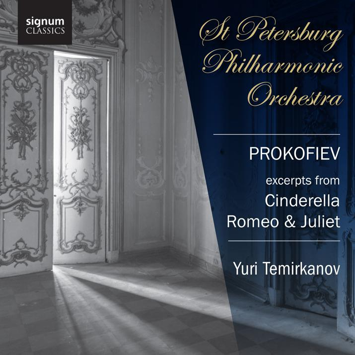 signum 泰米卡諾夫(Yuri Temirkanov)/普羅高菲夫:芭蕾舞劇「羅密歐與茱麗葉」組曲、芭蕾舞劇「灰姑娘」組曲(Prokofiev: excerpts from Cinderella, Romeo & Juliet)【1CD】