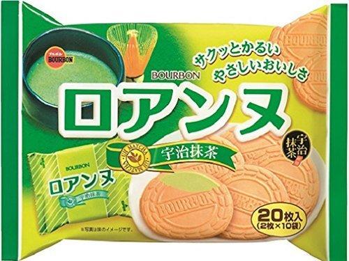 有樂町進口食品 北日本 宇治抹茶法蘭酥(142g) 日本原裝進口 4901360315956