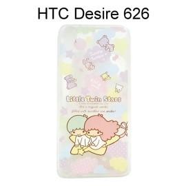 雙子星透明軟殼 [TS3] HTC Desire 530 / Desire 626【三麗鷗正版授權】