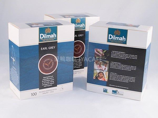 《愛鴨咖啡》Dilmah 帝瑪伯爵茶 100包 EARL GREY 83366
