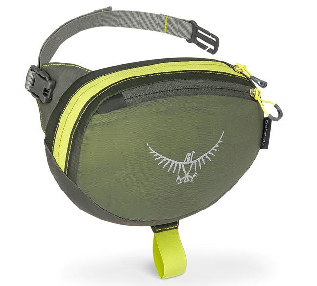 【鄉野情戶外用品店】 Osprey |美國| ULTRALIGHT GRAB BAG 胸前袋/胸前掛包 腰包/GrabBag-SG