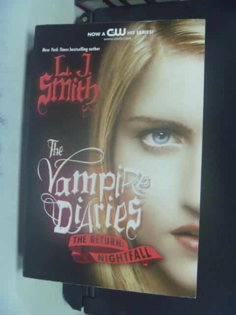 【書寶二手書T5/原文小說_KFF】Nightfall_Smith, L. J.