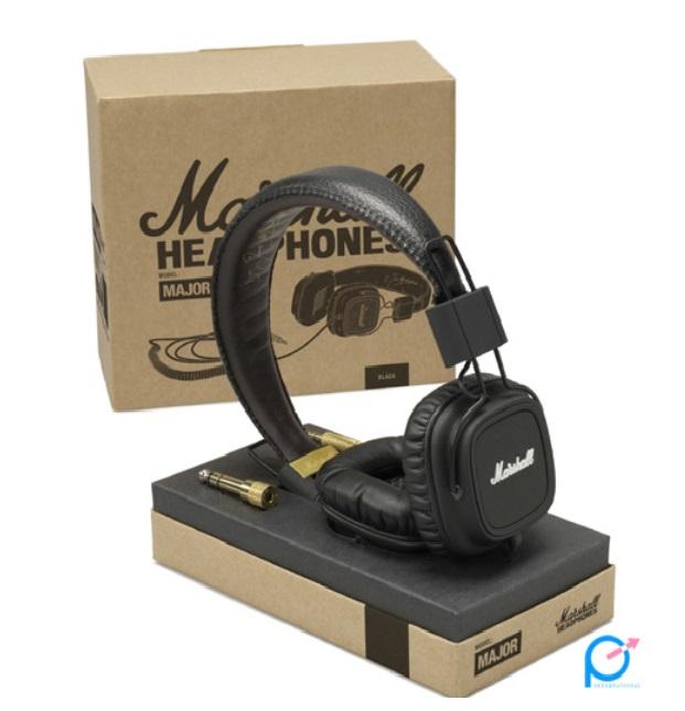 Marshall Major-Mic 耳罩式 線控 摺疊 收納 耳機 Jim Marshall