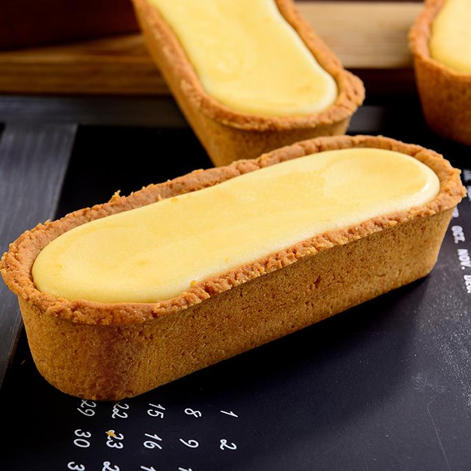 布里香濃乳酪條(1入)★濃郁進口頂級重乳酪,多層次手工烘培香酥塔皮【布里王子】