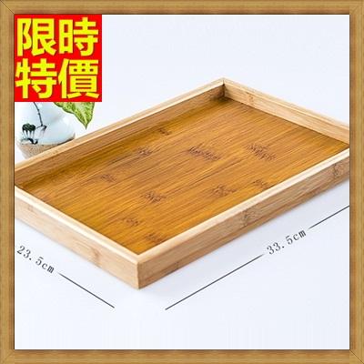 原木茶盤 茶具-功夫茶海平板排水式必備竹製茶盤2款68ac14【獨家進口】【米蘭精品】