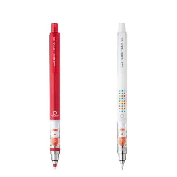 UNI 三菱KURU TOGA 旋轉自動鉛筆2016年日本11月限定款0.5