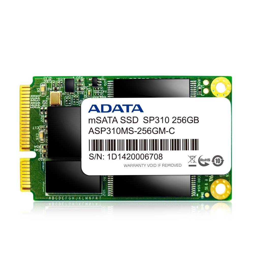 *╯新風尚潮流╭*威剛 SP310 256G mSATA SSD固態硬碟 支援智慧型回應 三年保固 ASP310S3-256GM-C