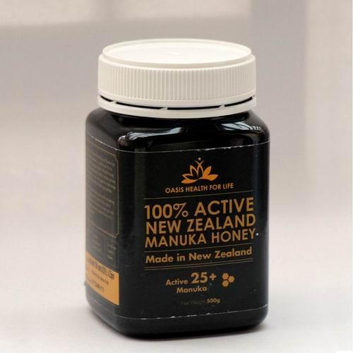 100%麥蘆卡蜂蜜 (Manuka Honey)--紐西蘭國寶蜂蜜 500g Active 25+
