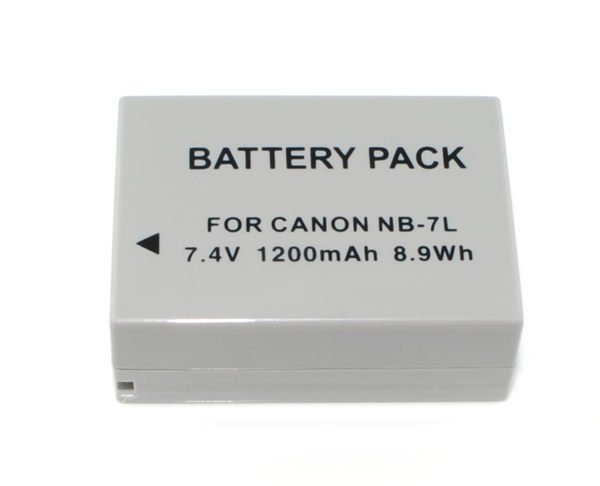 *╯新風尚潮流╭*For CANON 鋰電池 NB-7L DX1 G10 HS9 SD9 SX5 7.4V 1050mAh NB7L