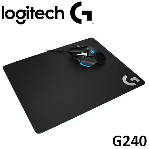 羅技 Logitech G240 布面滑鼠墊