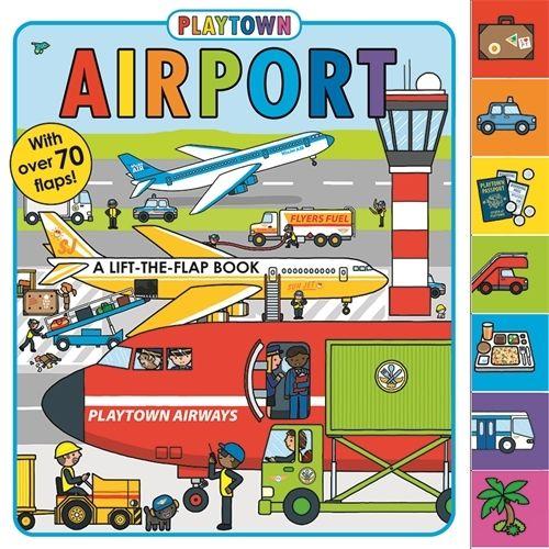 Playtown:Airport 歡樂城國際機場(美國版)