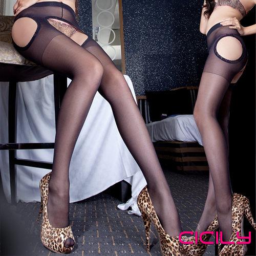 CICILY 唯美情境 免脫性感顯瘦連褲襪 絲襪 長統襪 N3-0091