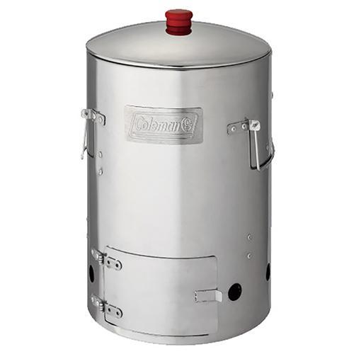 ├登山樂┤美國 Coleman 不鏽鋼煙燻桶 #CM-6987JM000