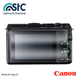 【STC】For Canon EOS M3 / M5/ M10 - 9H鋼化玻璃保護貼